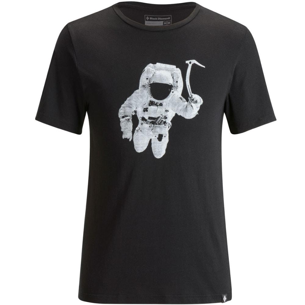 BLACK DIAMOND Men's Spaceshot Tee - BLACK