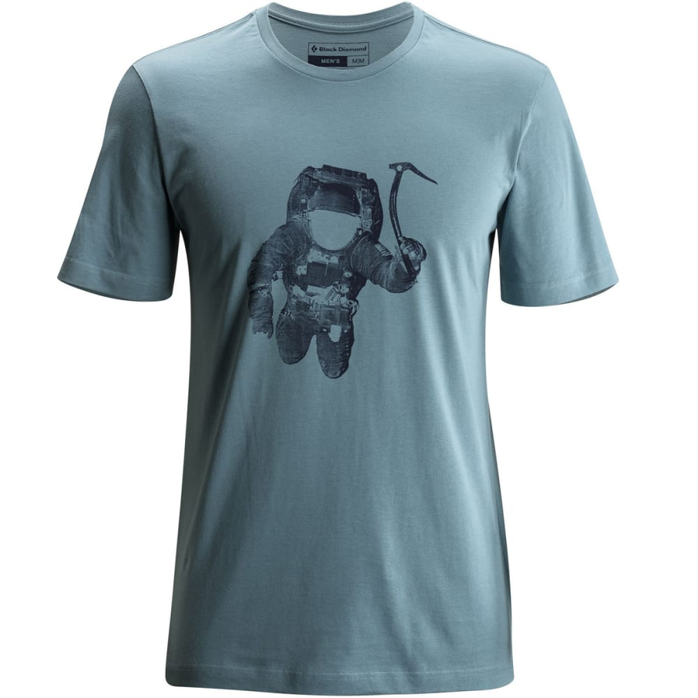 BLACK DIAMOND Men's Spaceshot Tee S