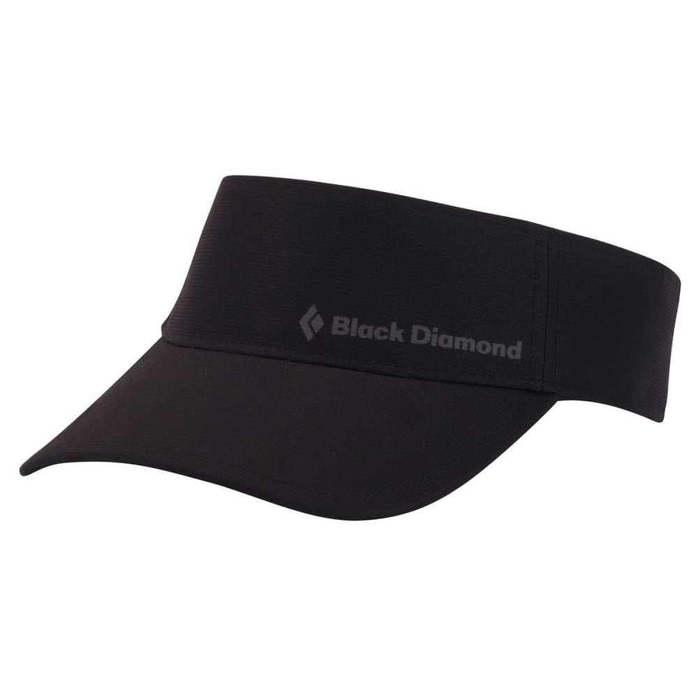 BLACK DIAMOND Men's Visor - BLACK