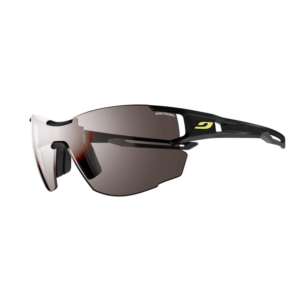 JULBO Aerolite Sunglasses with Spectron 3+, Black/Grey - BLACK/GREY