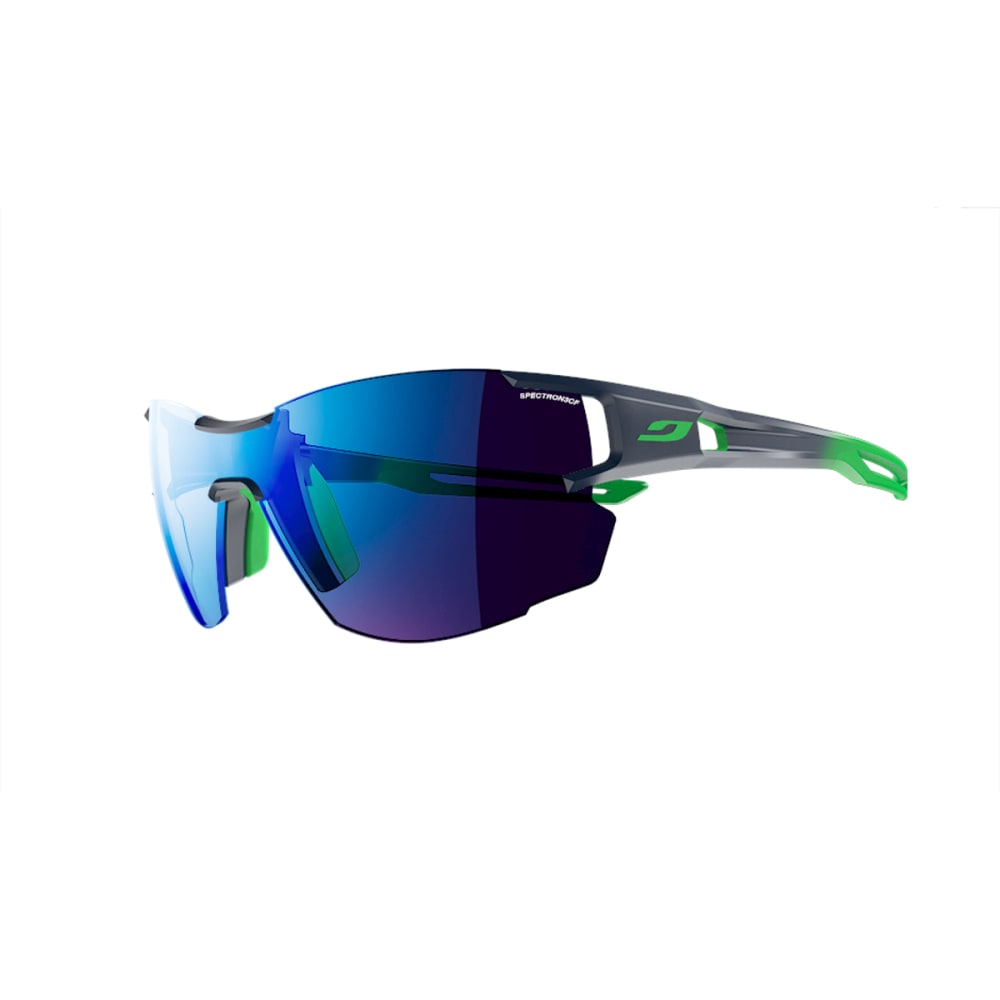 JULBO Aerolite Sunglasses with Spectron 3CF, Blue/Green - BLUE/GREEN