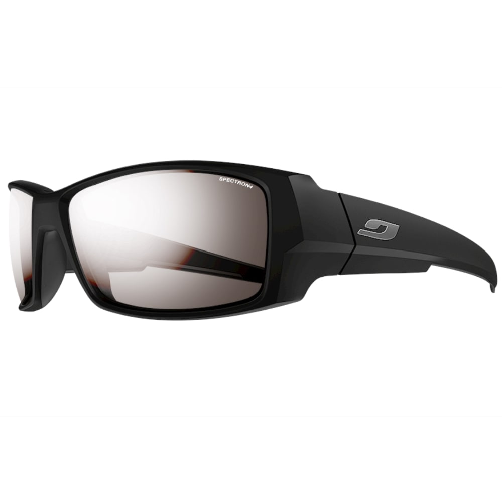 JULBO Armor Sunglasses with Spectron 4, Matt Black/Black - BLACK