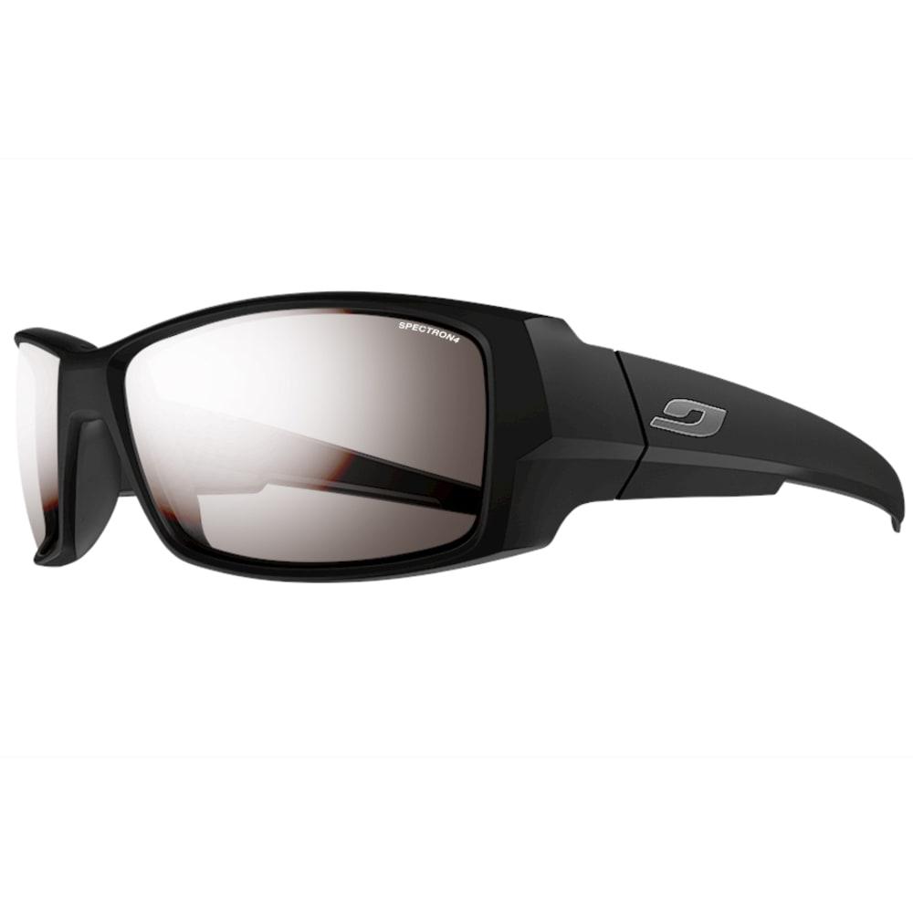 JULBO Armor Sunglasses with Spectron 4, Matt Black/Black - BLACK