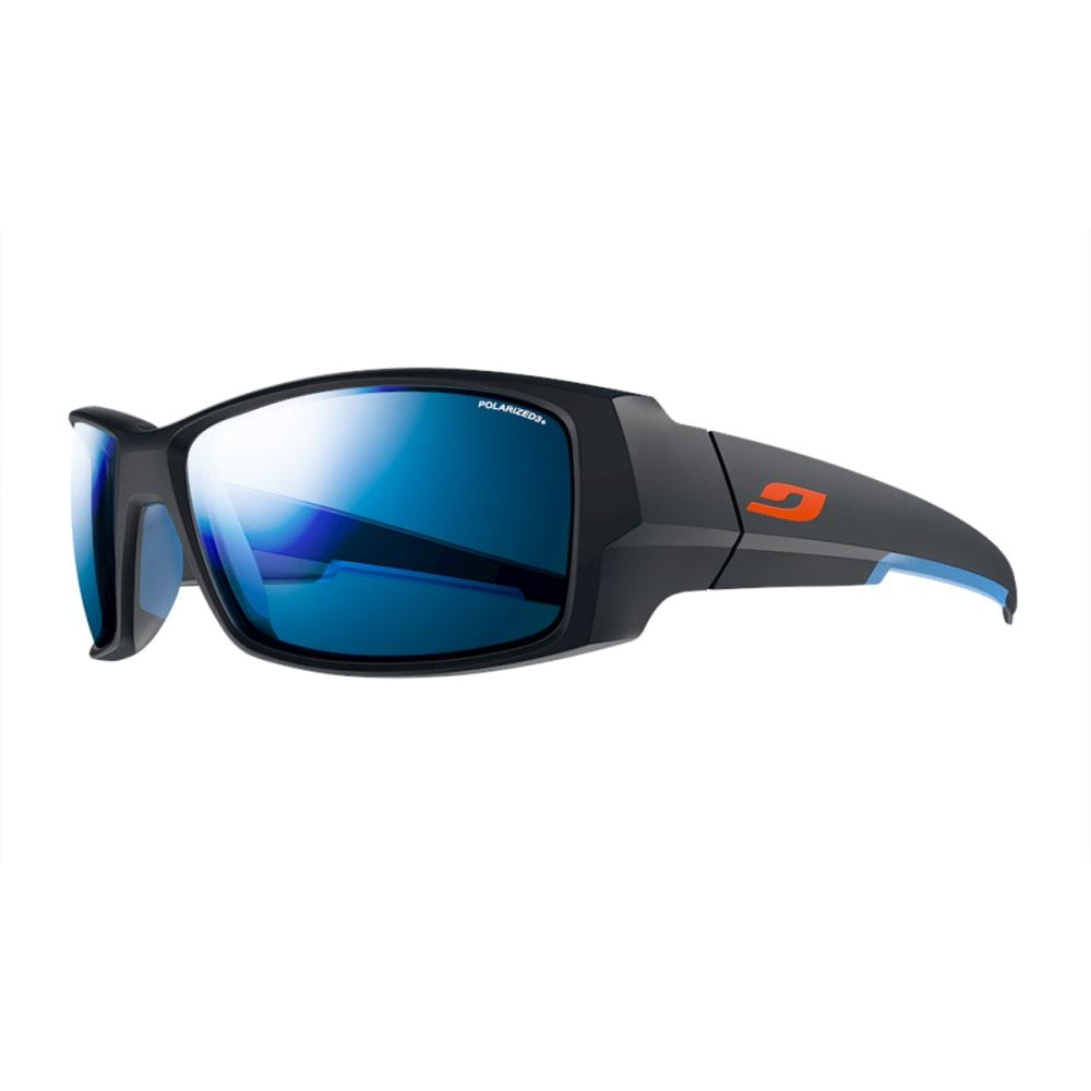 JULBO Armor Sunglasses with Polarized 3CF, Matt Blue/Bleu - BLUE