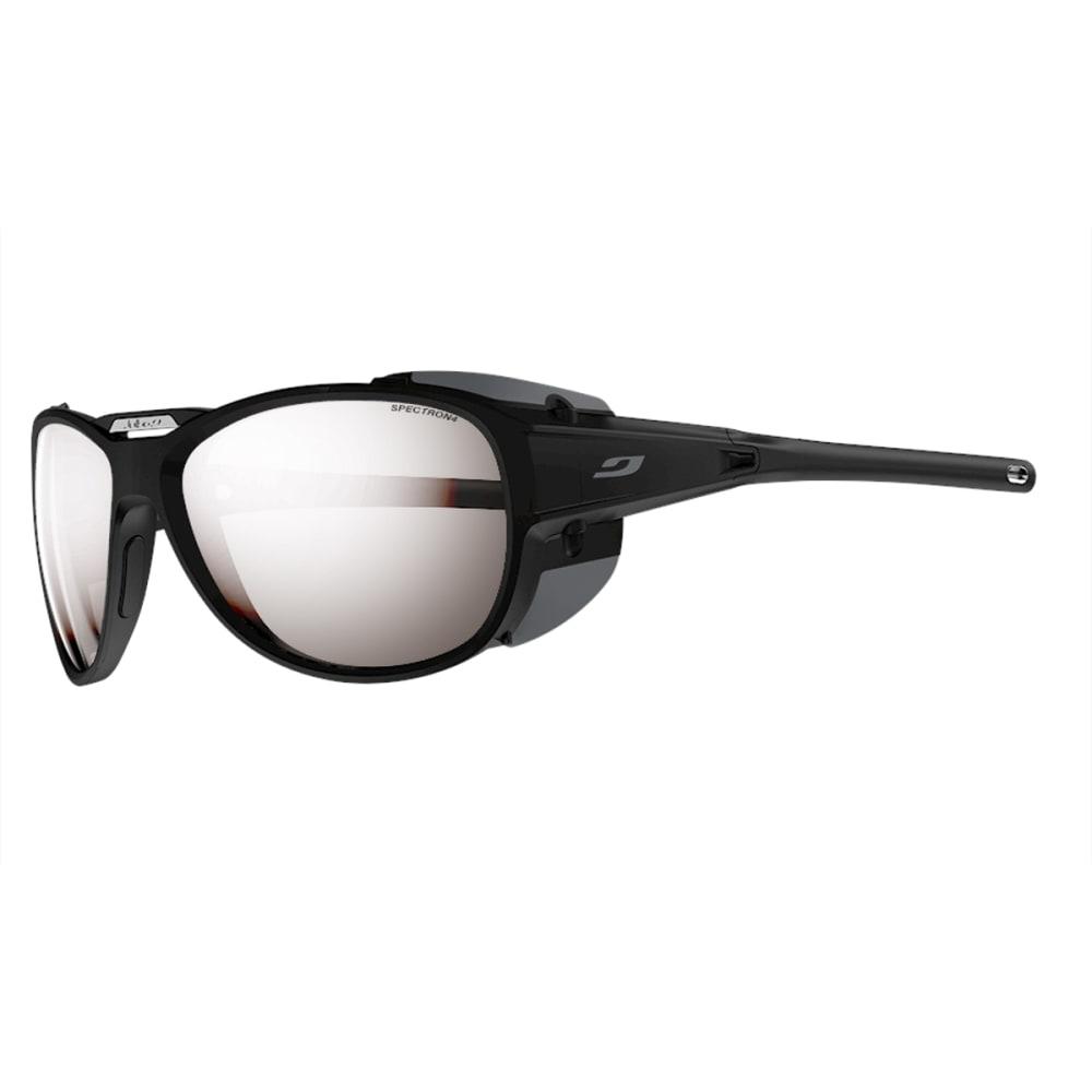 JULBO Explorer 2.0 Sunglasses with Spectron 4, Matt Black/Grey - BLACK/GREY