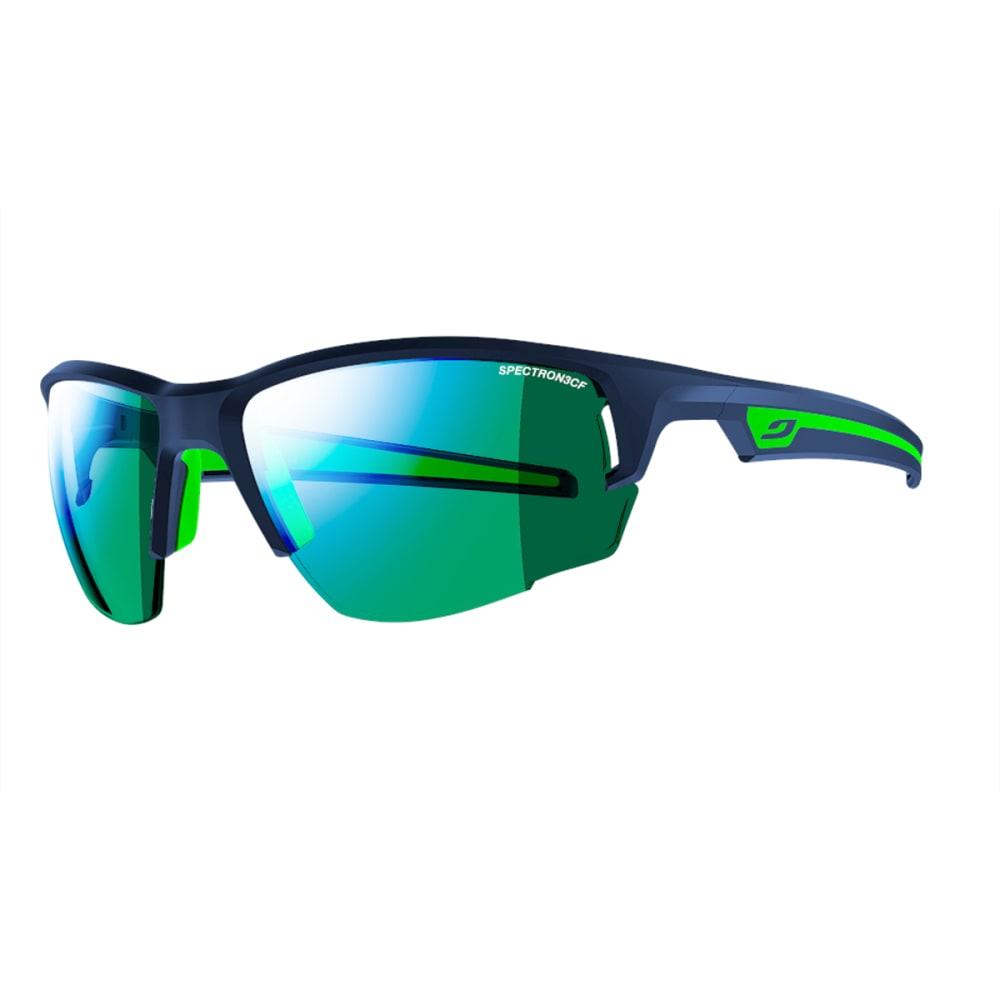 JULBO Venturi Sunglasses with Spectron 3CF, Blue/Green - BLUE/GREEN