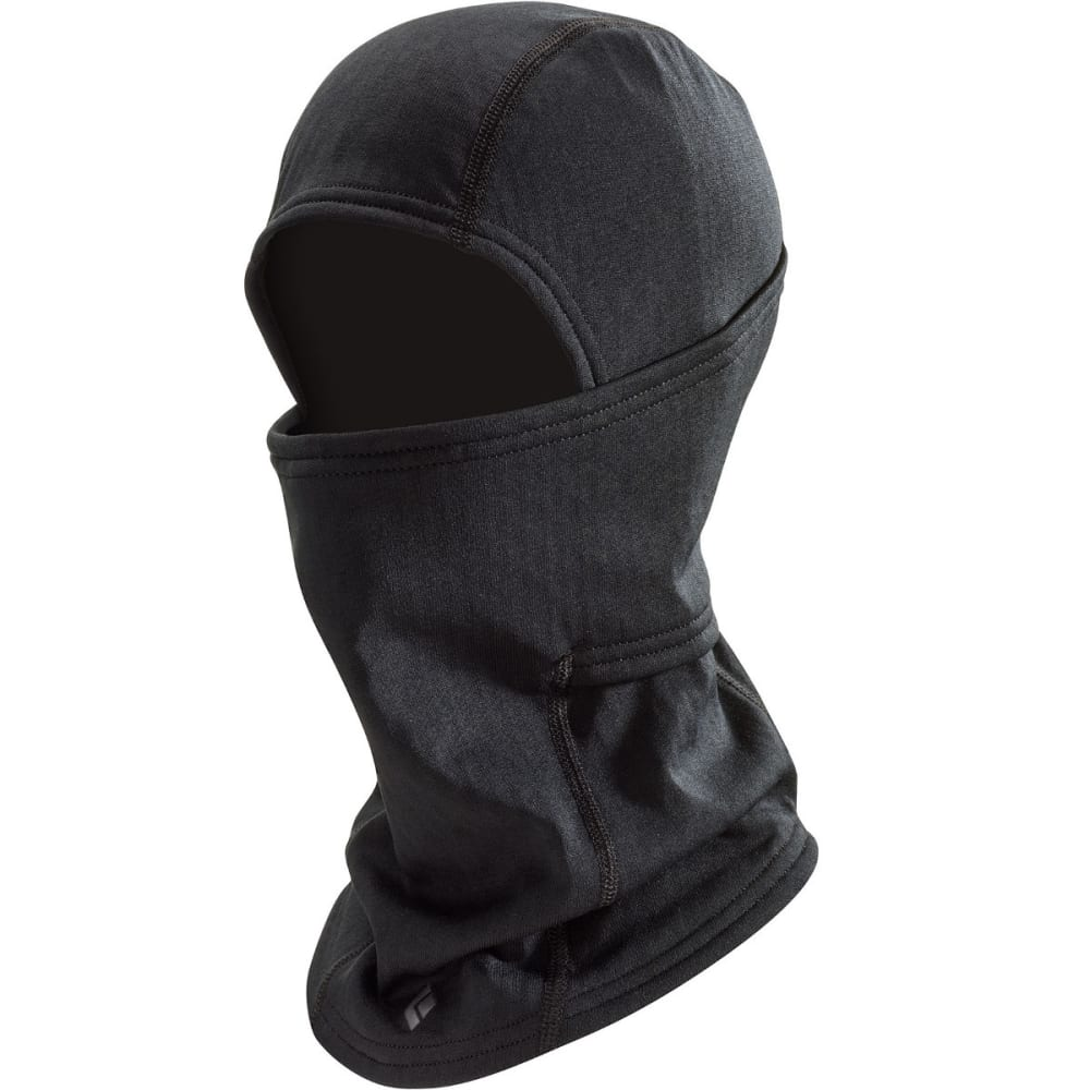 BLACK DIAMOND Men's CoEfficient Fleece Balaclava - BLACK