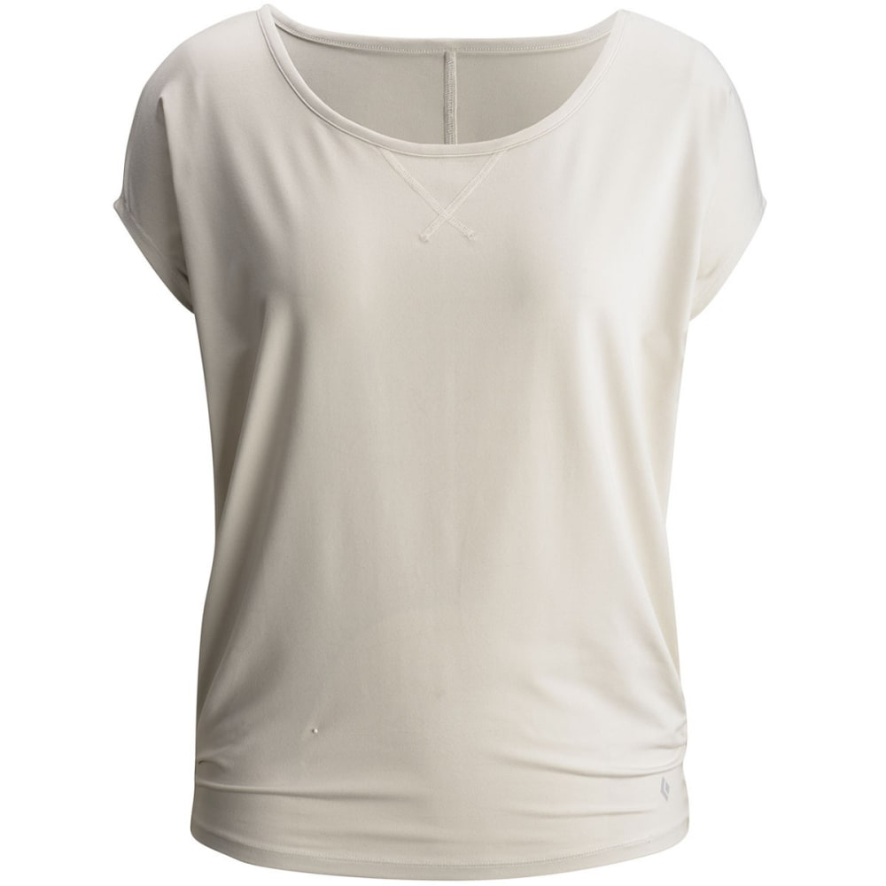 BLACK DIAMOND Women's Arete Tee - QUARTZ