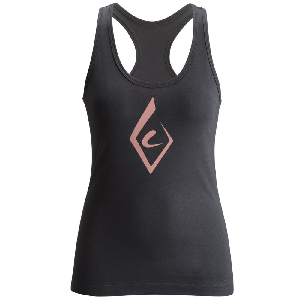 BLACK DIAMOND Women's Brushstroke Tank - SMOKE
