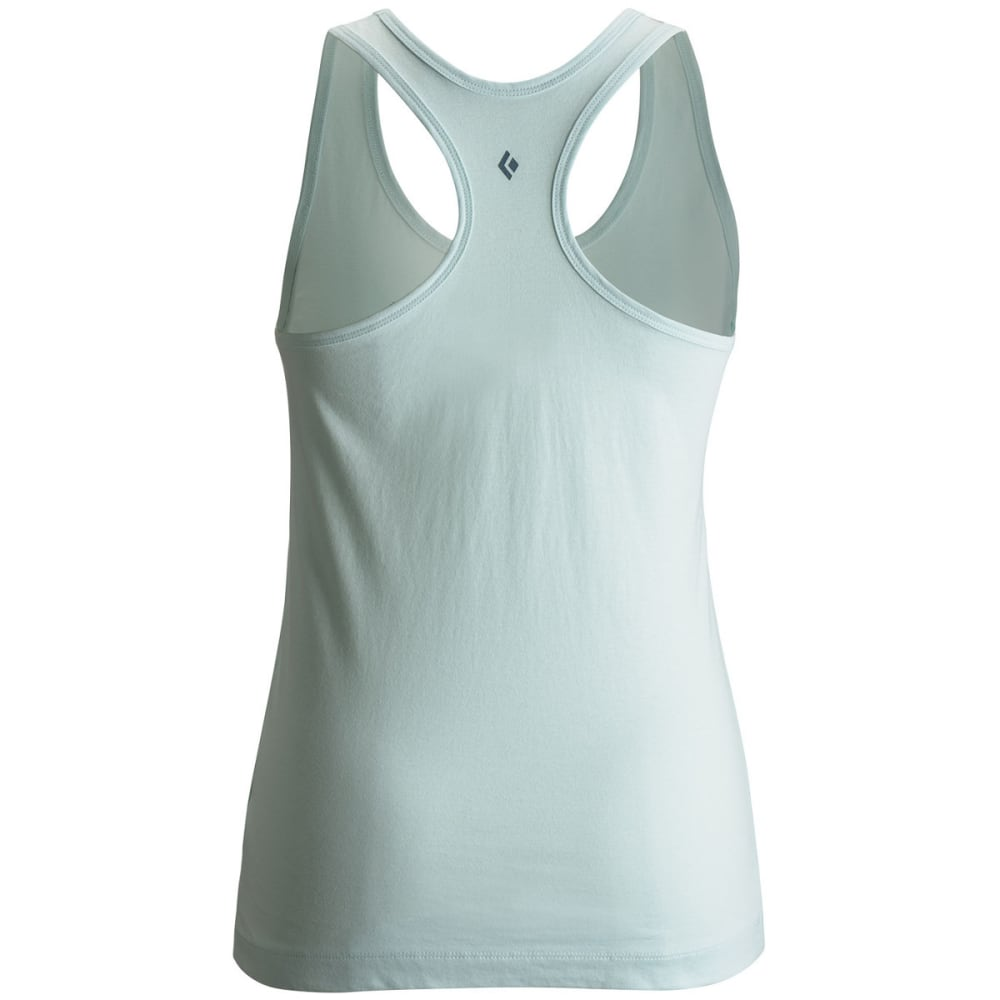 BLACK DIAMOND Women's Brushstroke Tank - GLACIAL BLUE