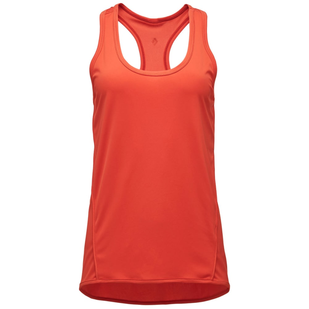 BLACK DIAMOND Women's Mobility Tank - TANDOORI