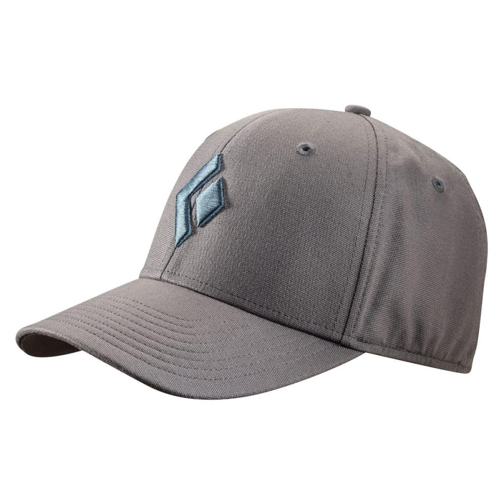 BLACK DIAMOND BD Logo Hat - ASH