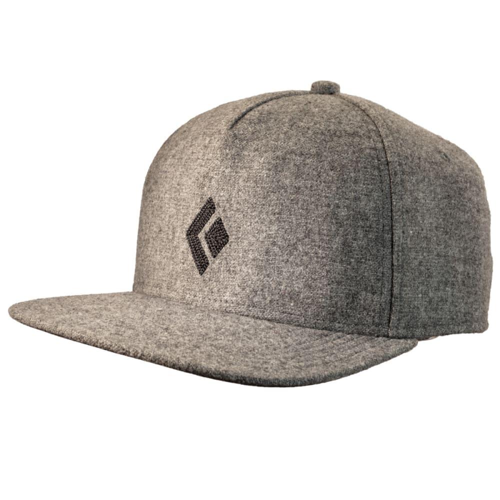 BLACK DIAMOND Wool Trucker Hat - NICKEL