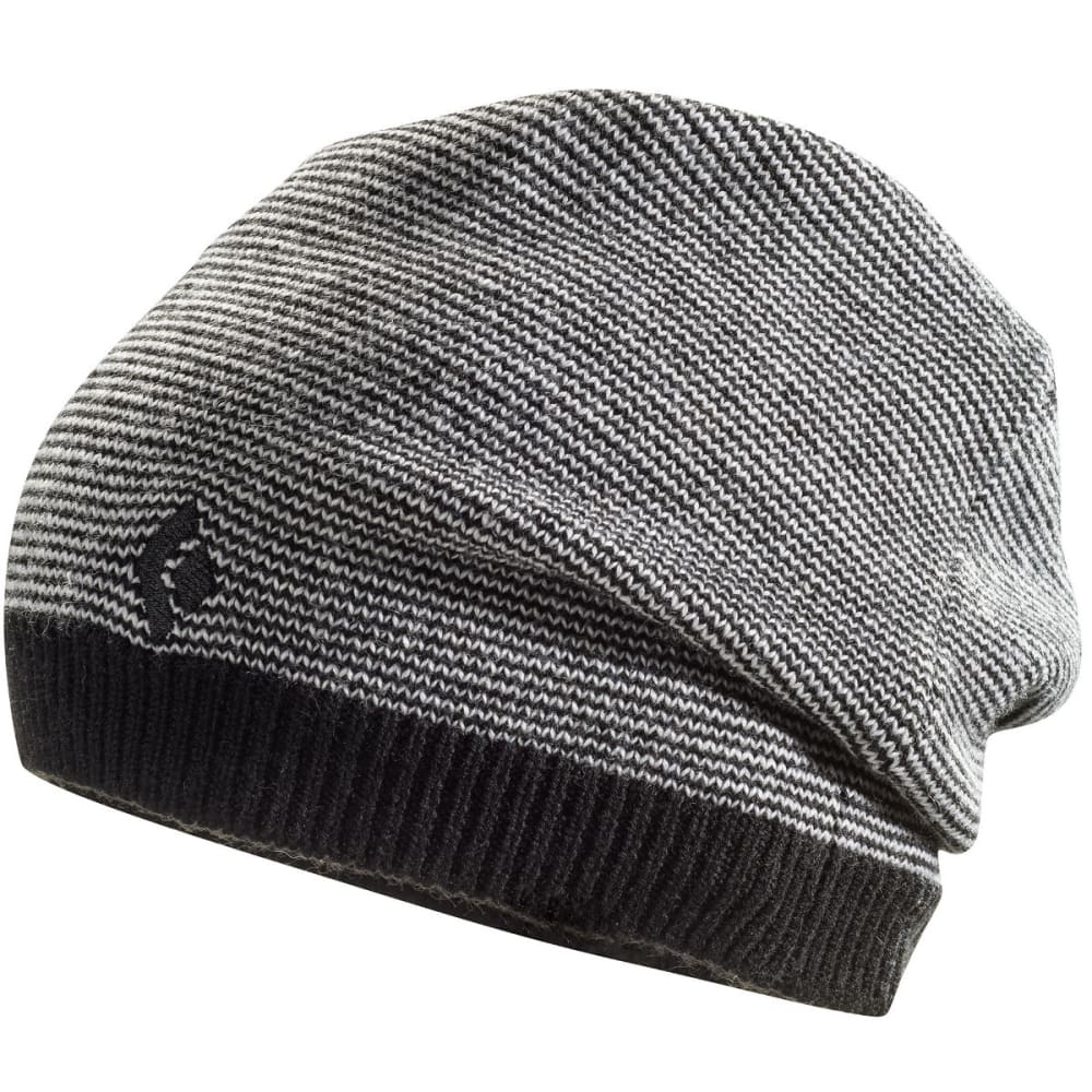 BLACK DIAMOND Matt Beanie - BLACK-ALUMINUM