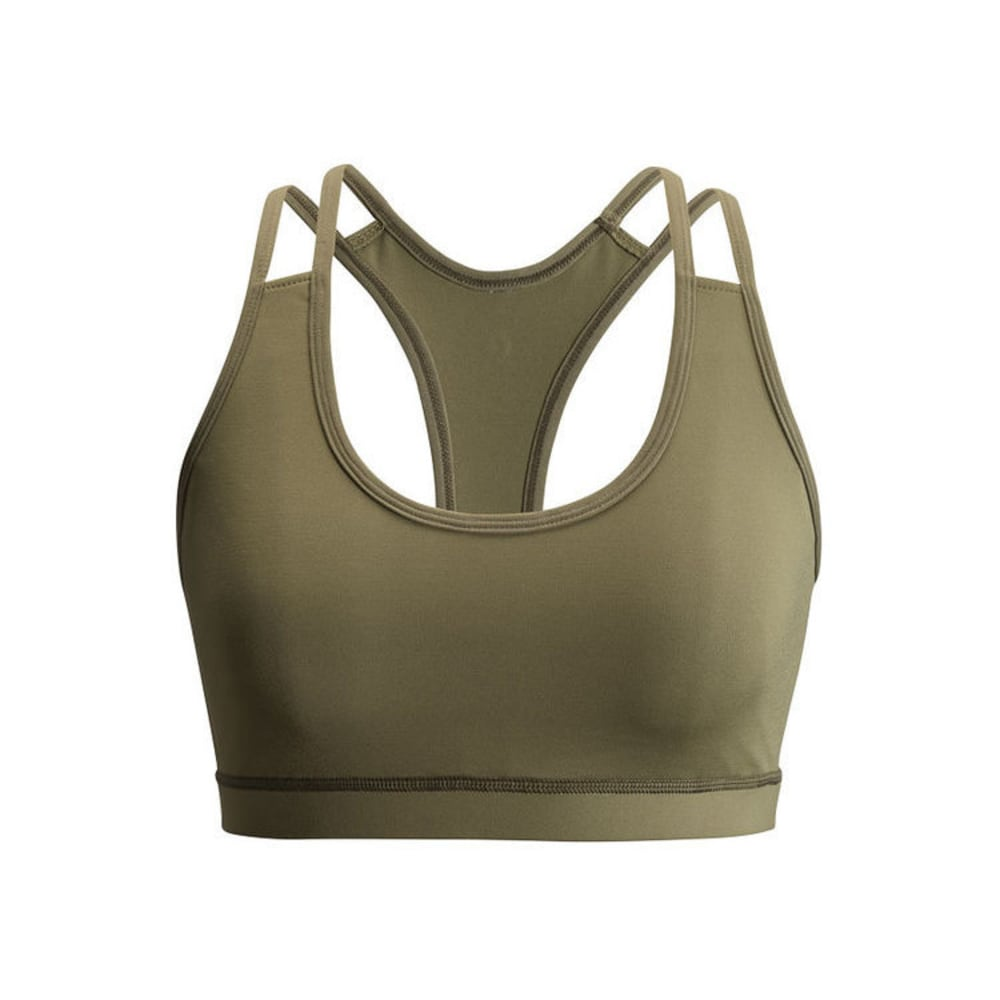BLACK DIAMOND Women's Flagstaff Bra - BURNT OLIVE