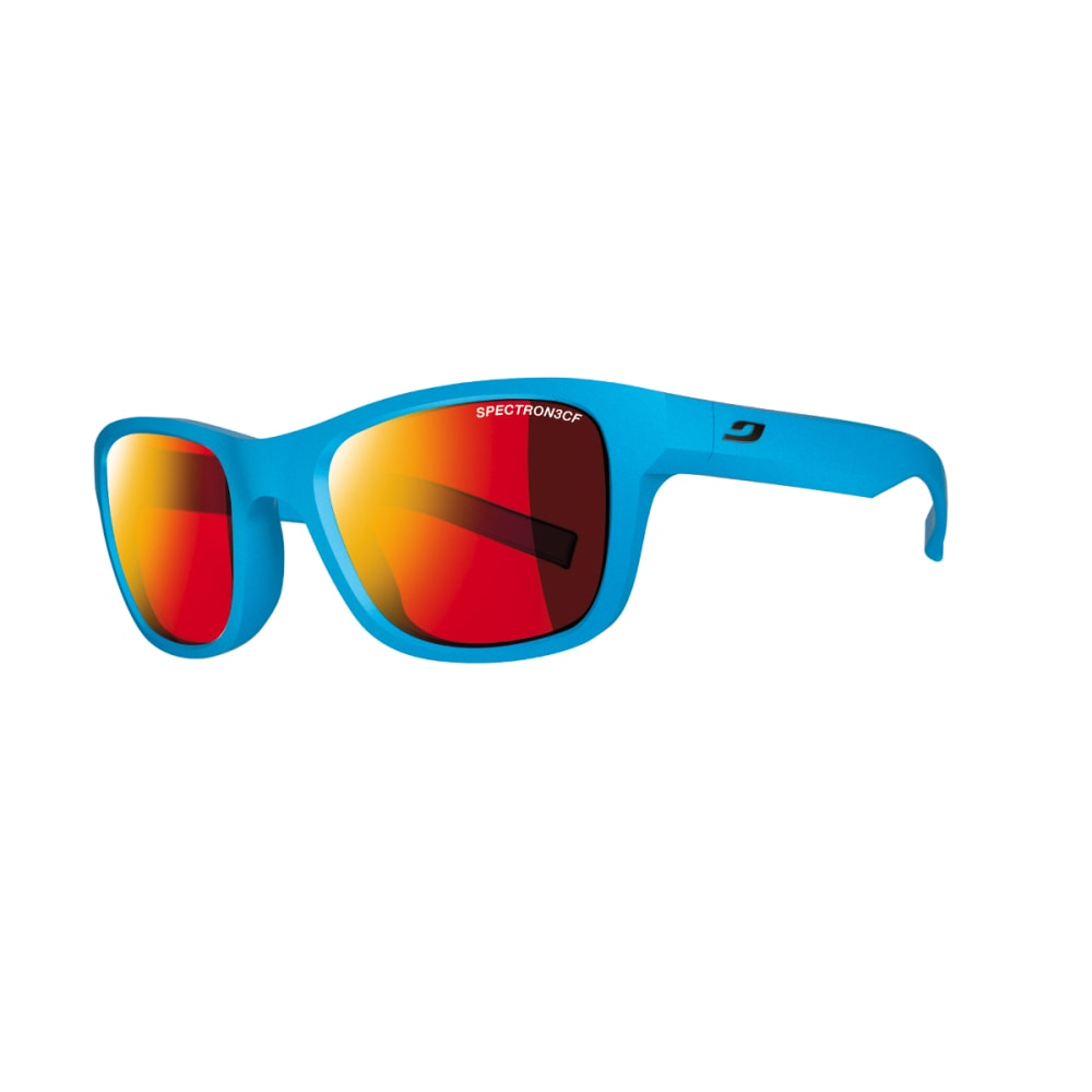 JULBO Youth Reach Sunglasses with Spectron 3CF, Matt Blue - MATTE BLUE