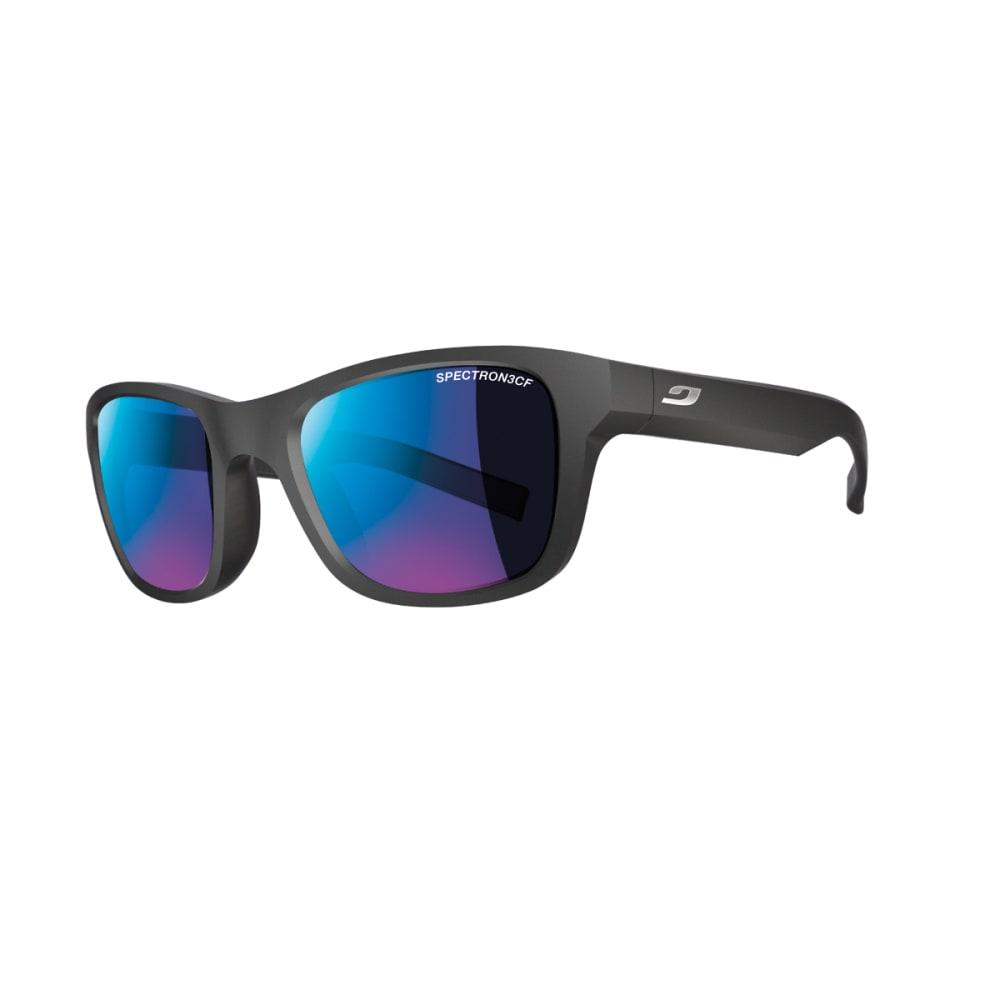 JULBO Youth Reach Sunglasses with Spectron 3CF, Matt Black - BLACK