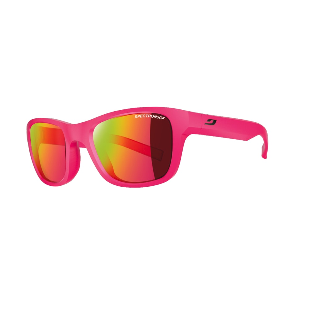 JULBO Youth Reach Sunglasses with Spectron 3CF, Matt Pink - MATTE PINK