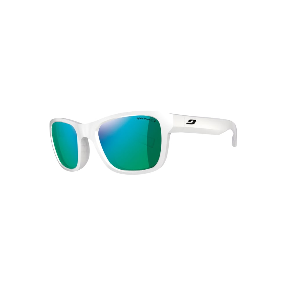JULBO Youth Reach L Sunglasses with Spectron 3CF, Shiny White - SHINY WHITE