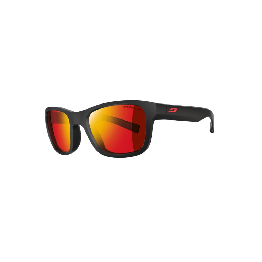 JULBO Youth Reach L Sunglasses with Spectron 3CF, Matt Black - BLACK