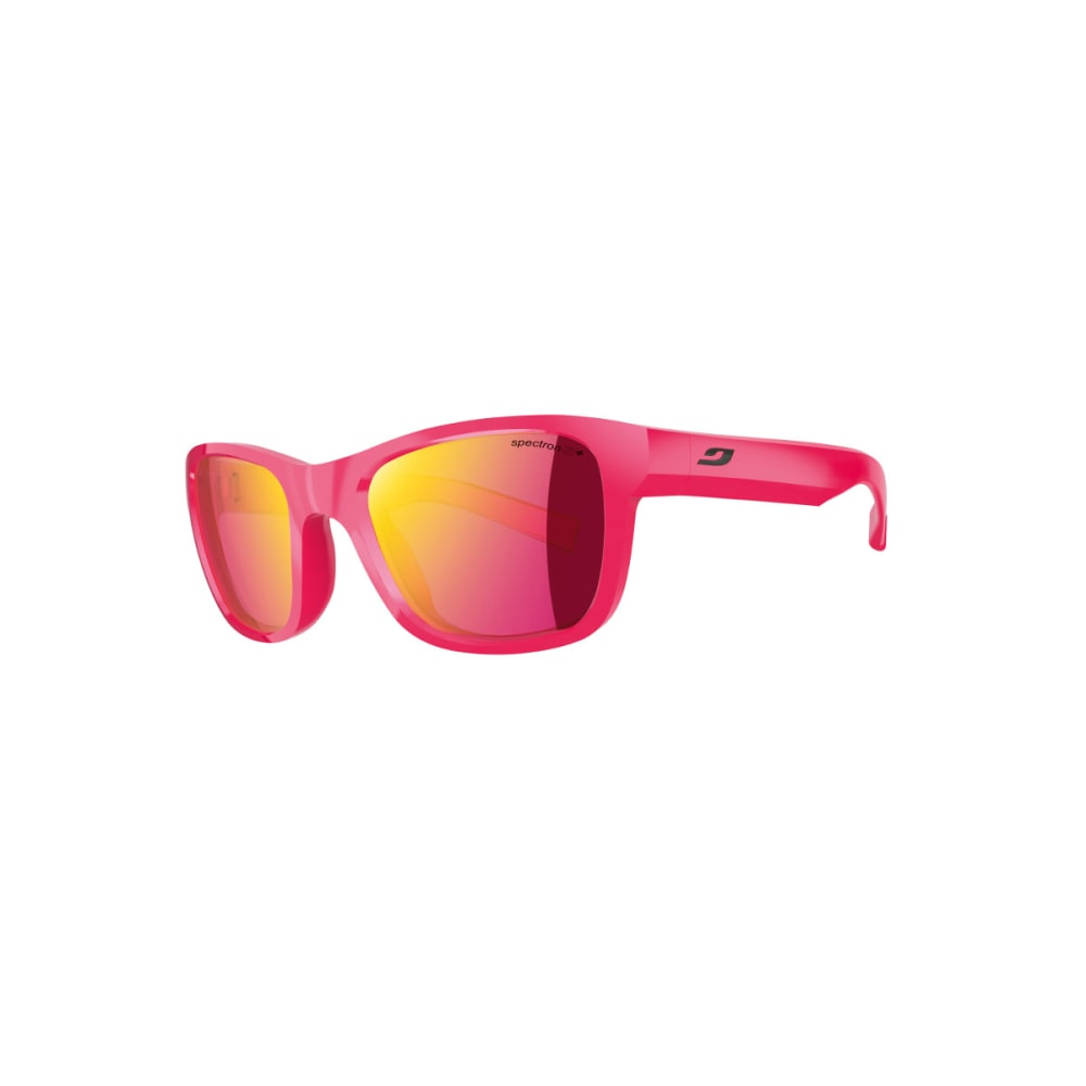 JULBO Youth Reach L Sunglasses with Spectron 3CF, Crystal Pink - CYRSTAL PINK