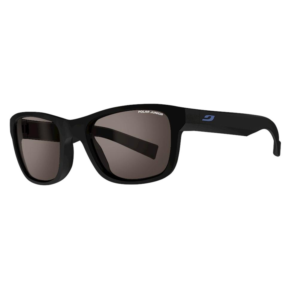 JULBO Youth Reach L Sunglasses with Polarized, Matt Black - MATTE BLACK