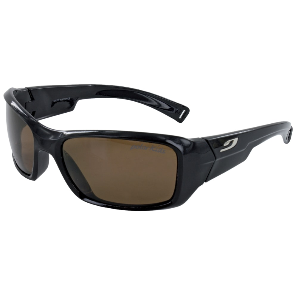 JULBO Youth Rookie Sunglasses with Polarized, Black - BLACK