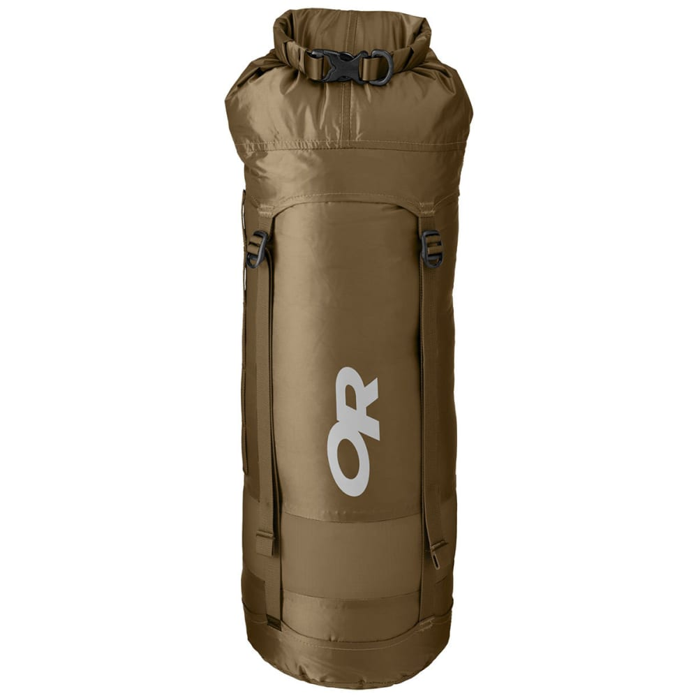 OUTDOOR RESEARCH Airpurge Dry Compression Sack, 10L ONE SIZE