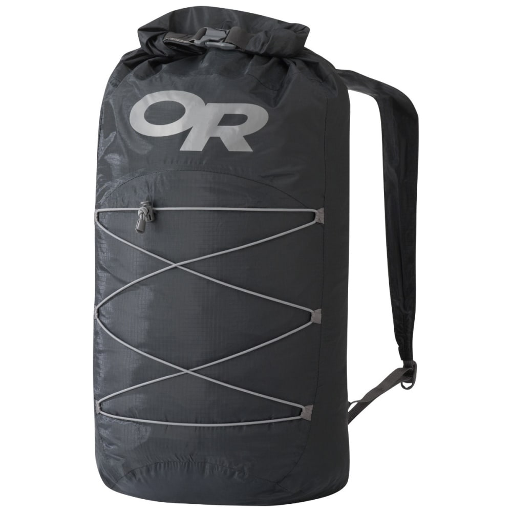 OUTDOOR RESEARCH Dry Isolation Pack - BLACK