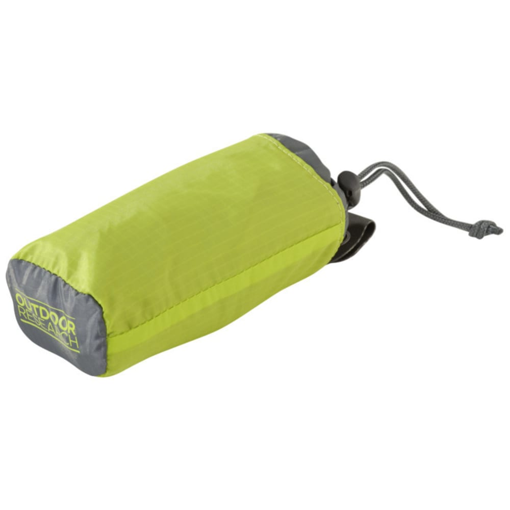 OUTDOOR RESEARCH Dry Isolation Pack - PEWTER/LEMONGRASS