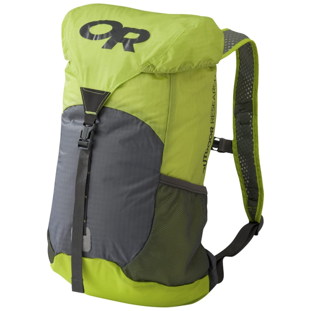 OUTDOOR RESEARCH Isolation Pack HD - LEMONGRASS/PEWTER
