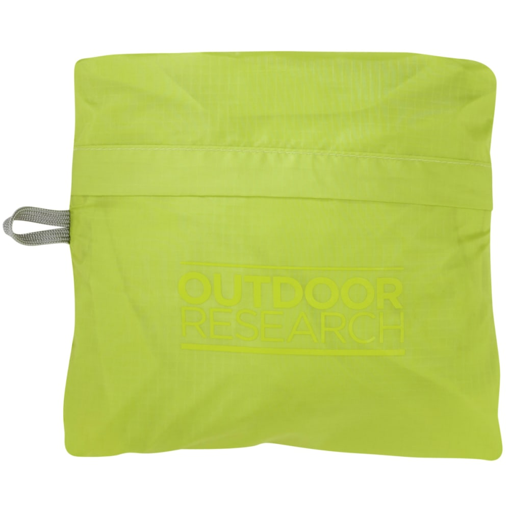 OUTDOOR RESEARCH Lightweight Pack Cover M - LEMONGRASS