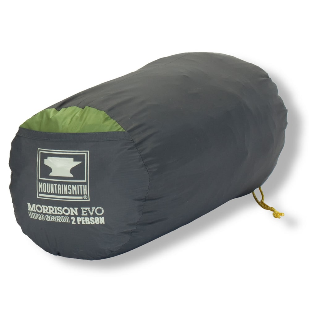 MOUNTAINSMITH Morrison EVO 2 Tent - CACTUS GREEN