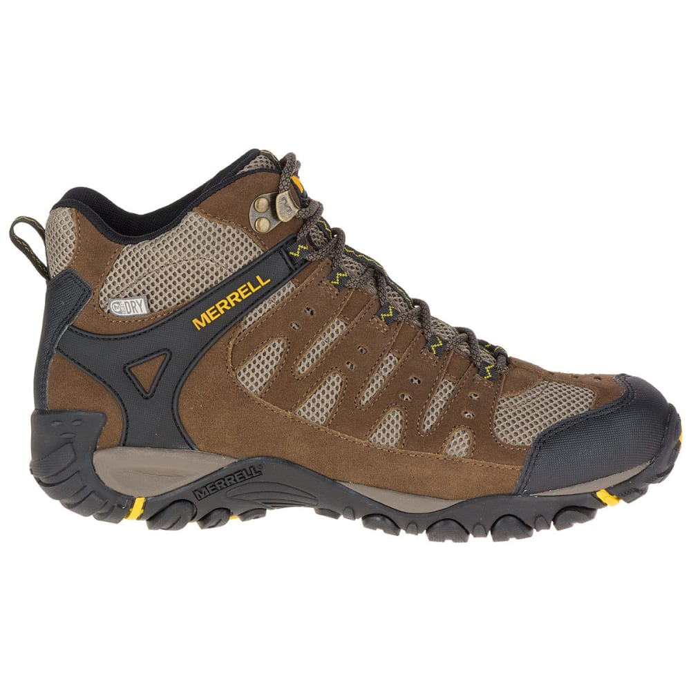cheap for discount clearance prices new release MERRELL Men's Accentor Mid Ventilator Waterproof Hiking Boots ...