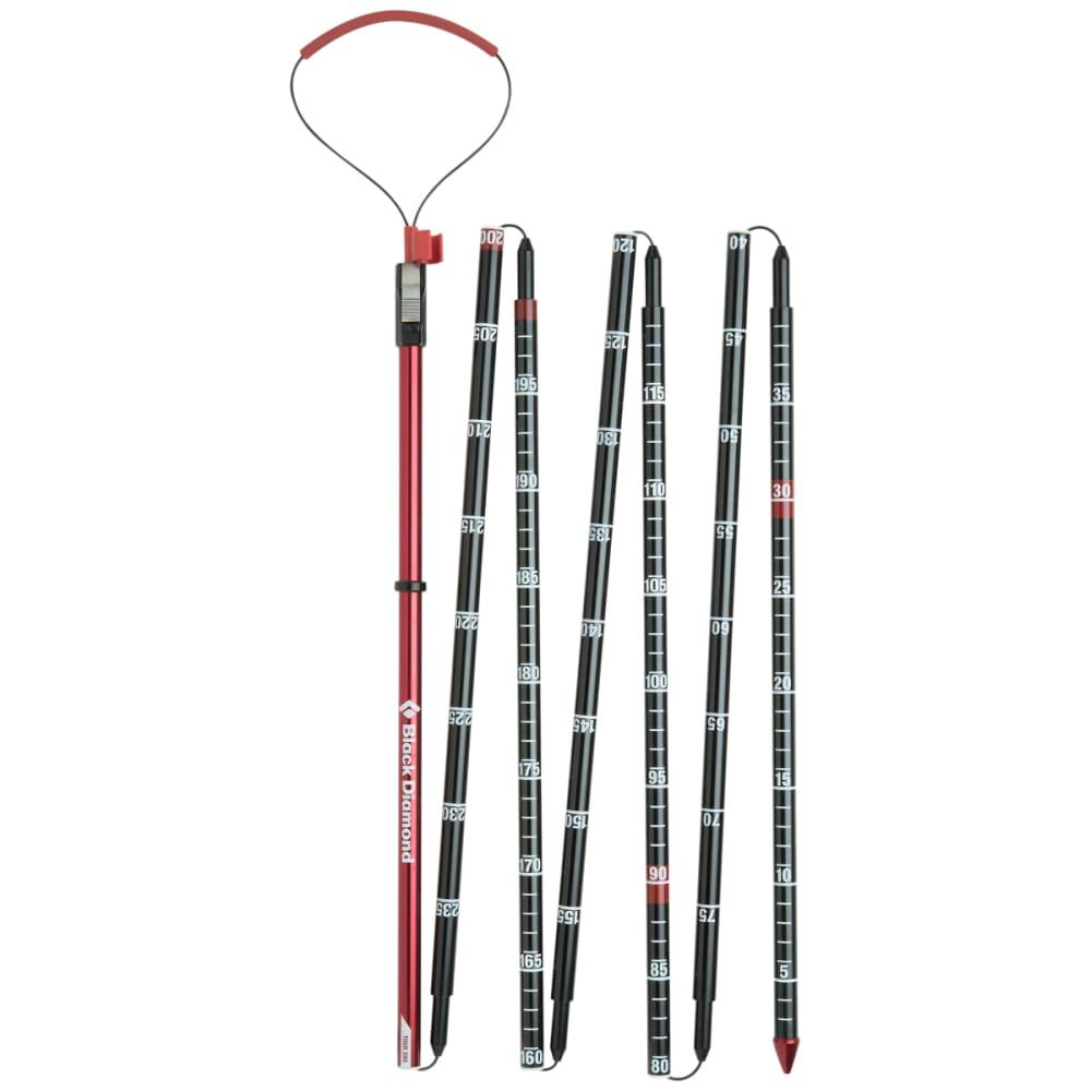BLACK DIAMOND QuickDraw Tour Probe 280 Probe, Fire Red - FIRE RED