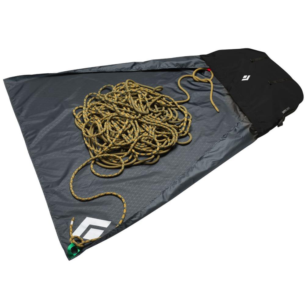 BLACK DIAMOND Super Chute Rope Bag - BLACK