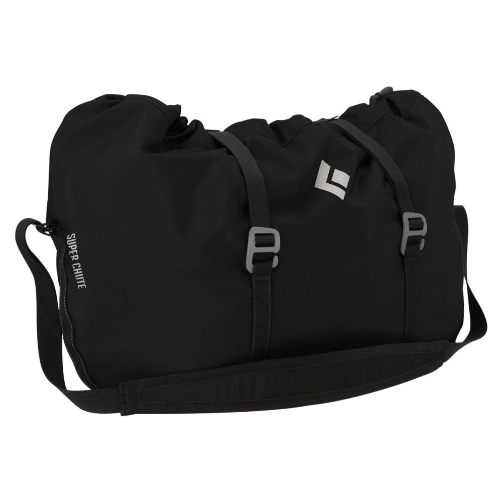 BLACK DIAMOND Super Chute Rope Bag - BLACK
