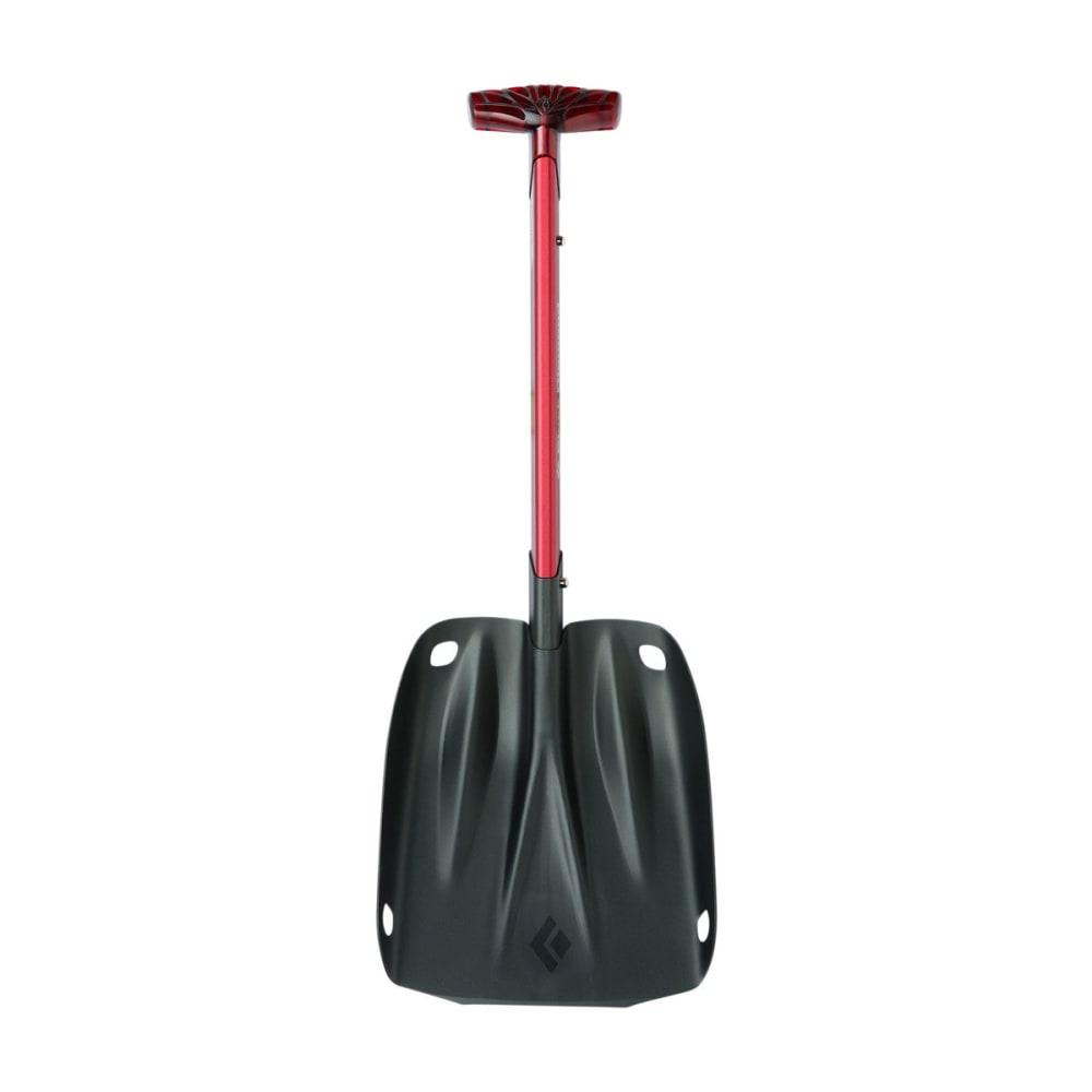 BLACK DIAMOND Transfer 3 Shovel - FIRE RED
