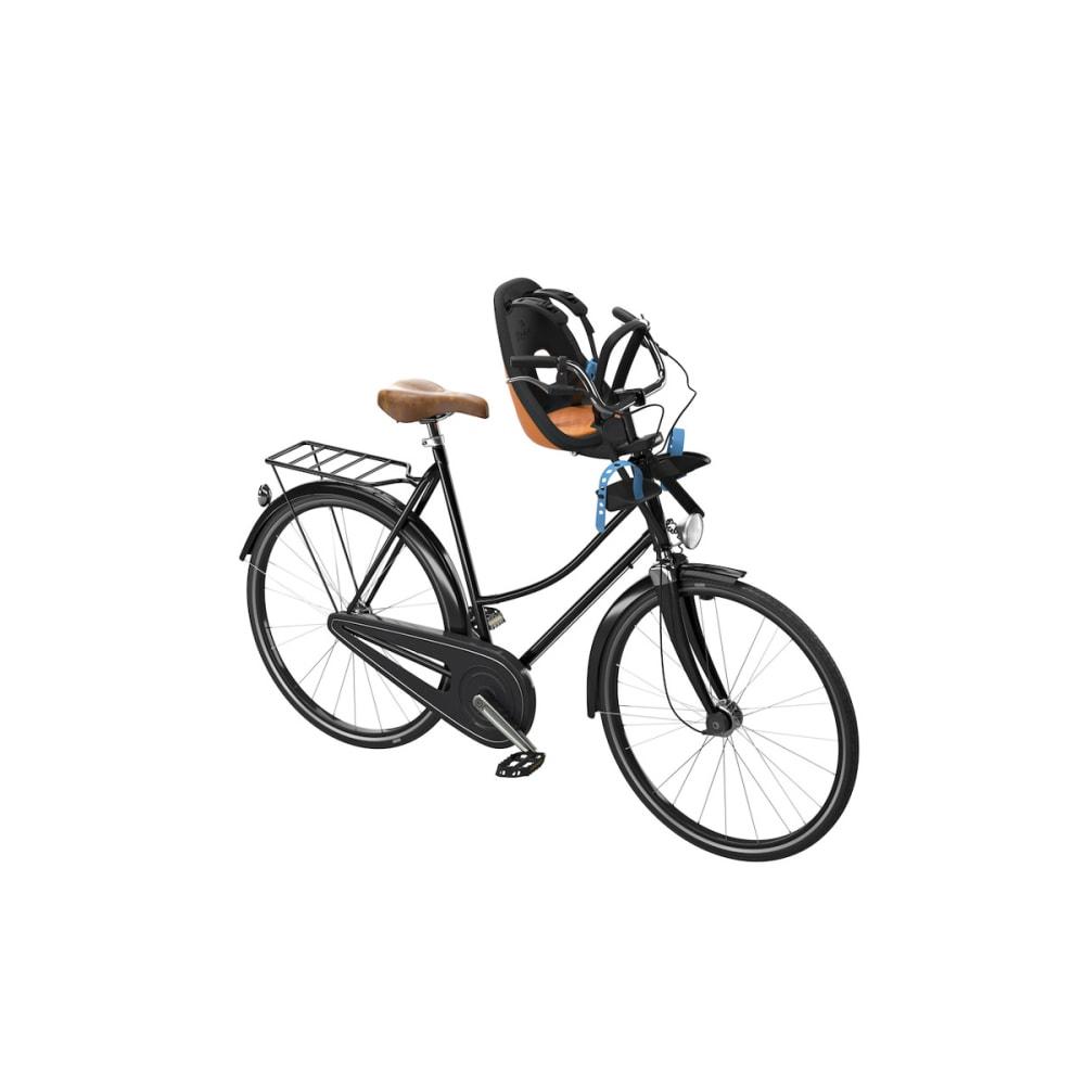 THULE Yepp Next Mini Child Bike Seat, Vibrant Orange - VIBRANT ORANGE