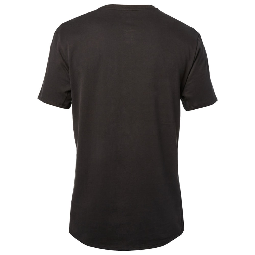 FOX RACING Guys' Abyssmal Premium Short-Sleeve Tee - DRKGRY/VINTGBLK-587