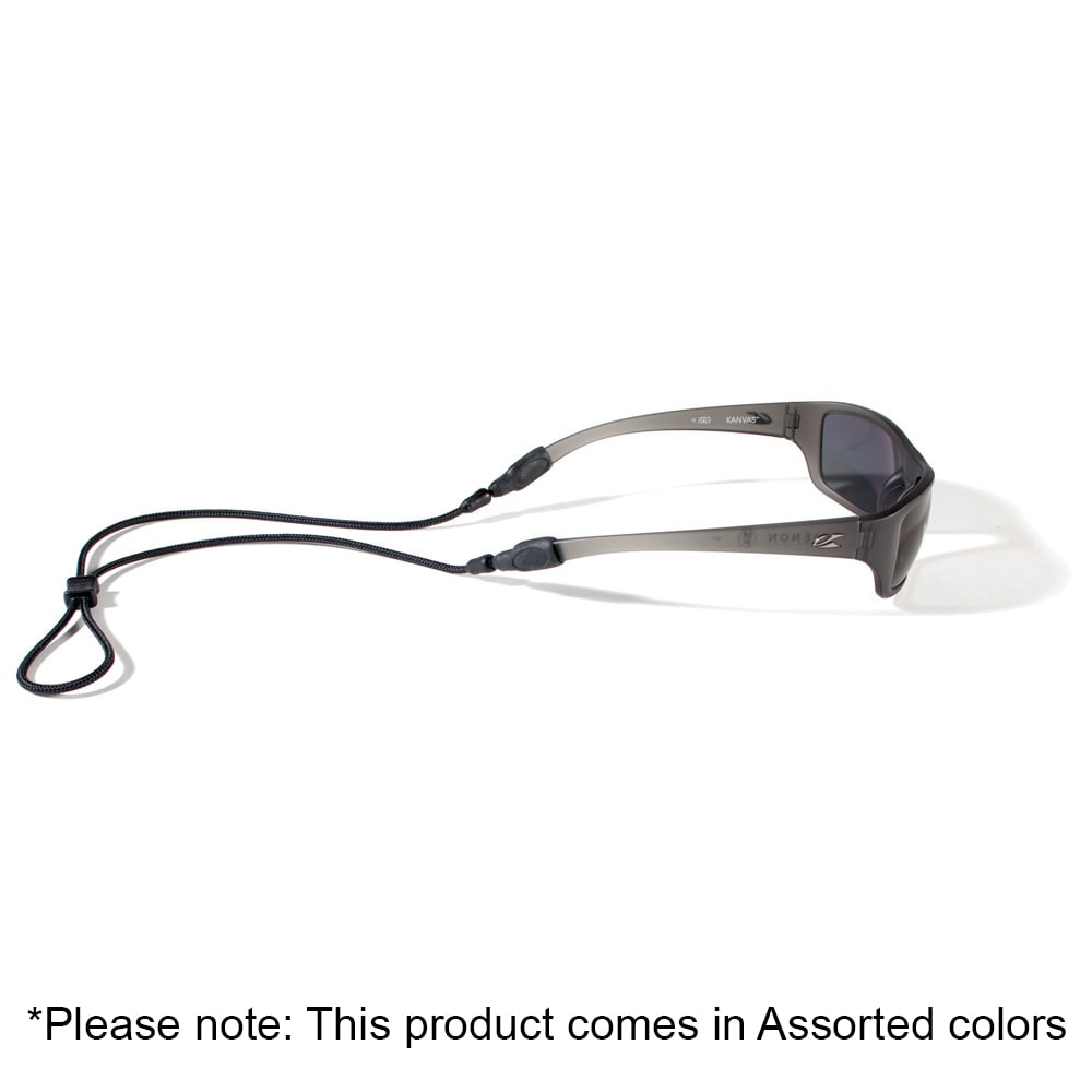 CROAKIES Terra System Adjustable Sunglasses Retainer, XXL - ASSORTED