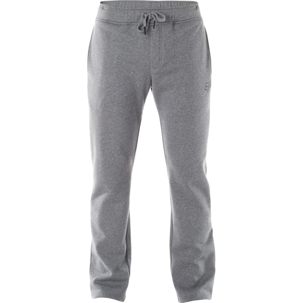FOX Guys' Swisha Fleece Jogger Pants - GRY/HETHR GRAPHITE-