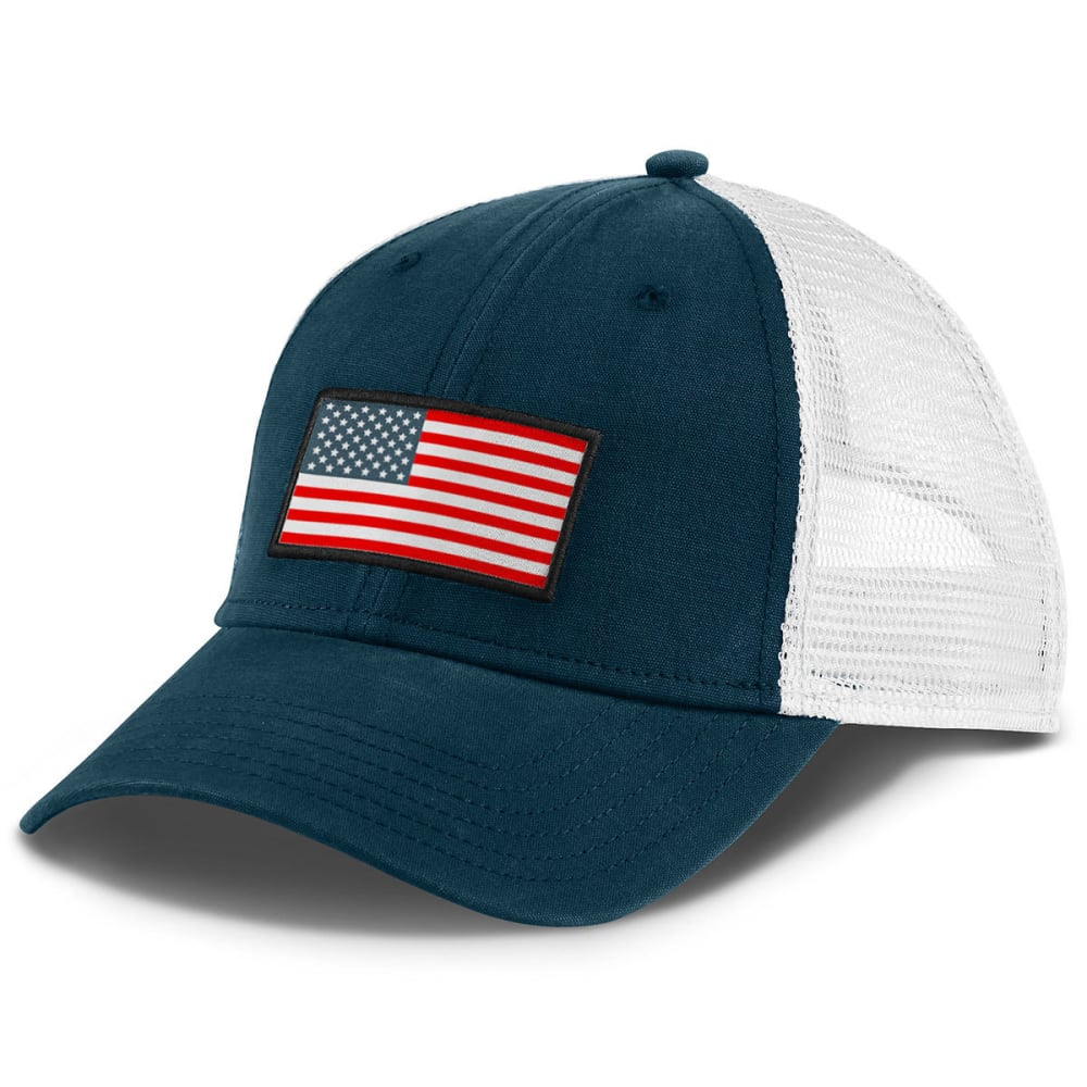 THE NORTH FACE International Collection Trucker Hat - COSMIC BLUE-A7L