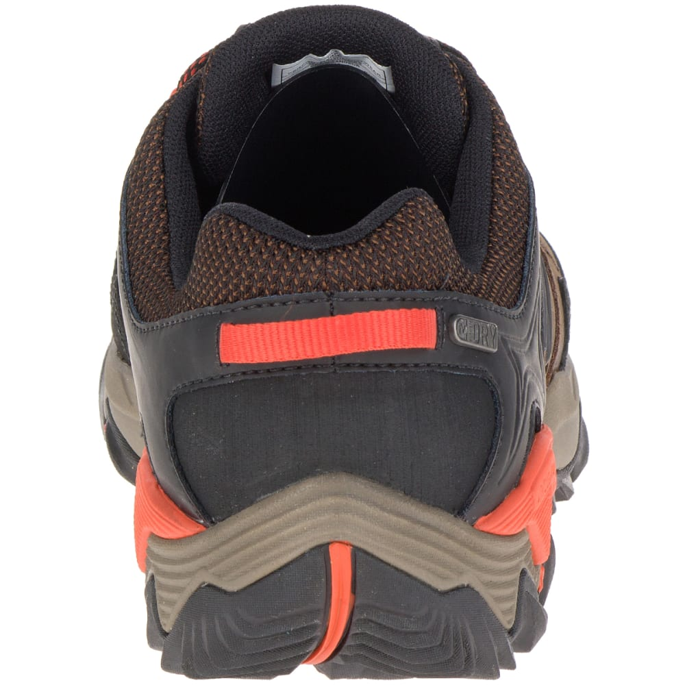 MERRELL Men's All Out Blaze 2 Waterproof Hiking Shoes, Clay - CLAY