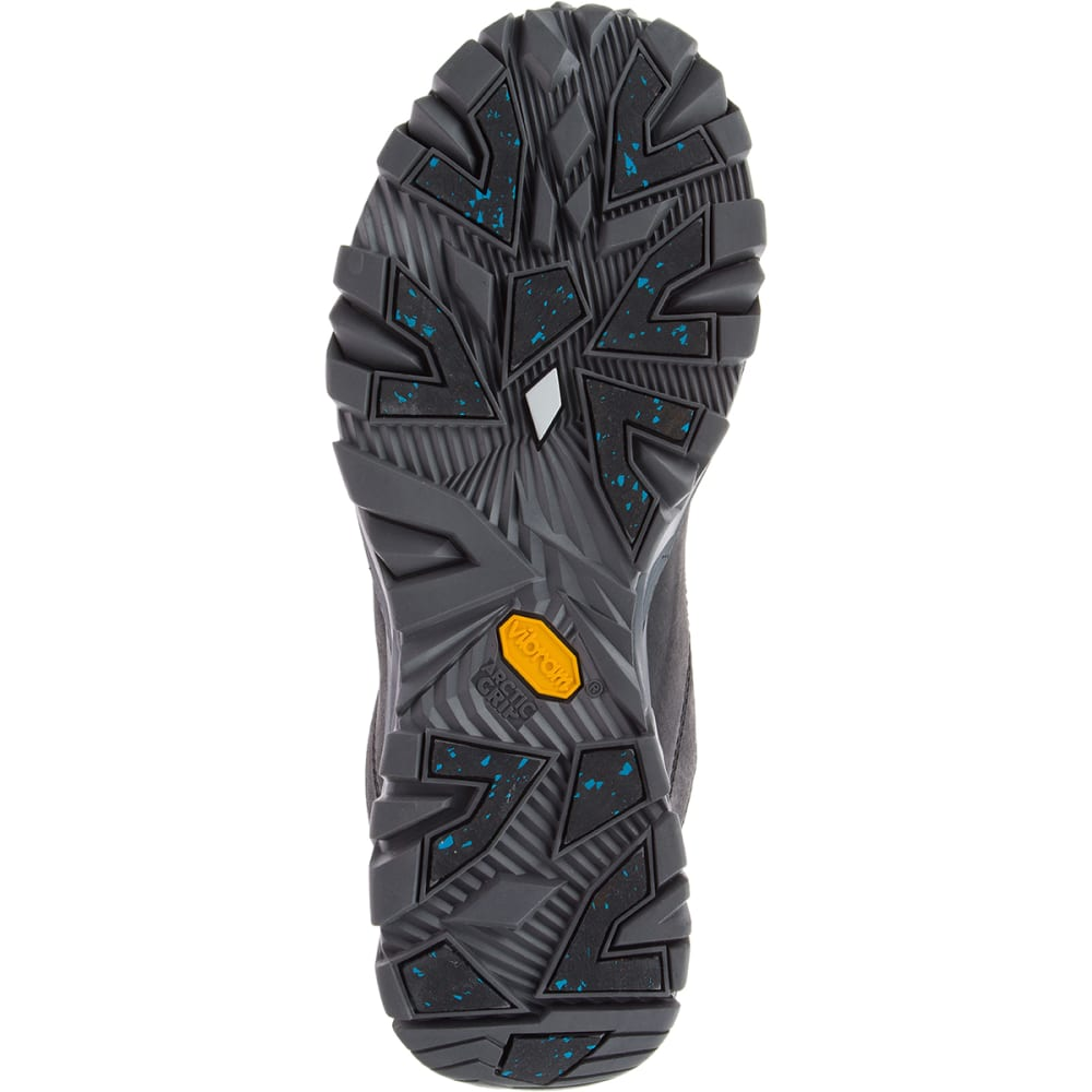 MERRELL Men's Coldpack Ice+ Mid Polar Waterproof Boots, Black - BLACK