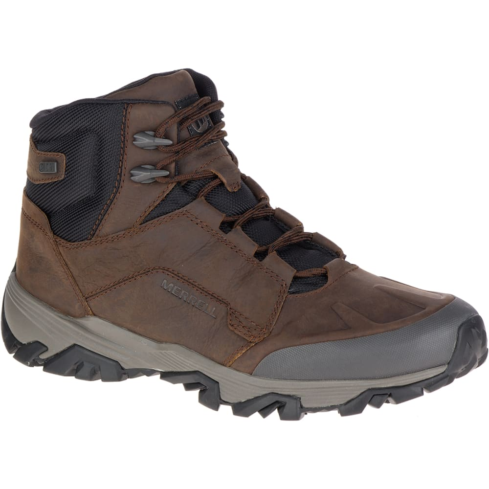 1d5b8922704e2 MERRELL Men  39 s Coldpack Ice+ Mid Polar Waterproof Boots
