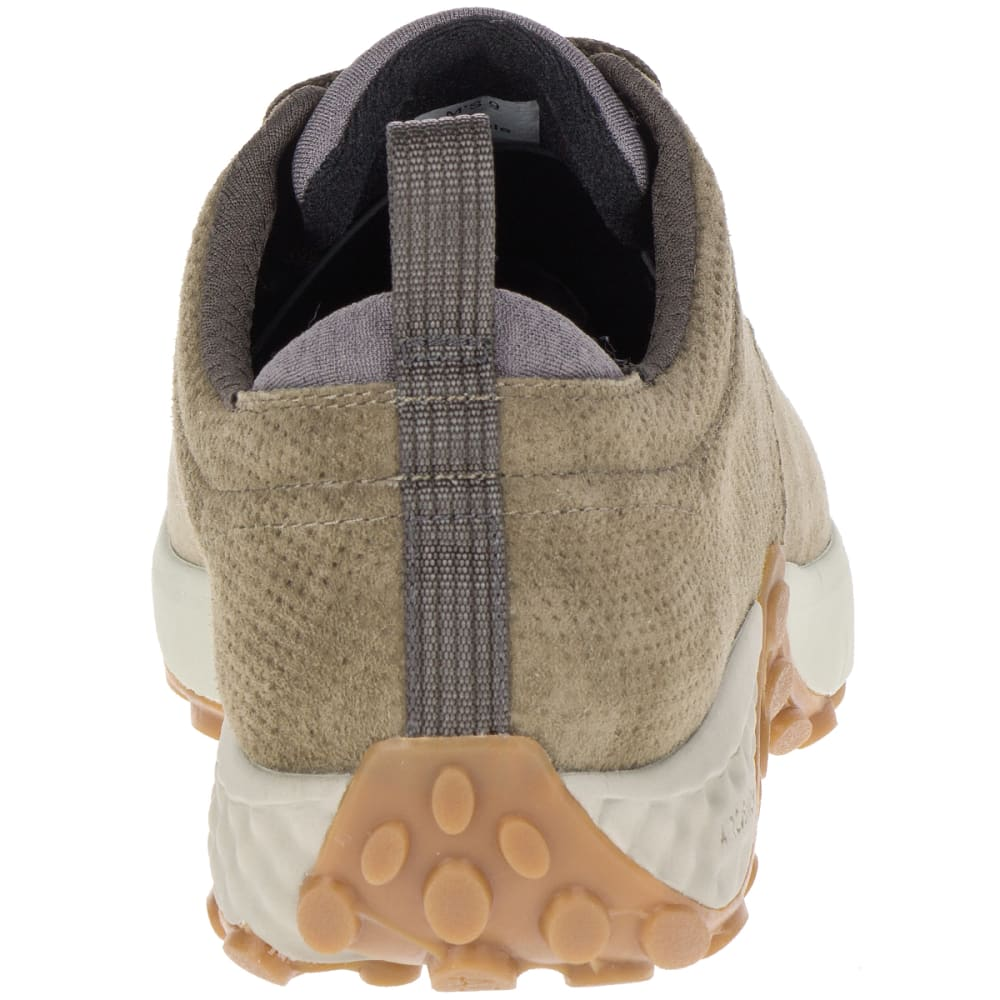 MERRELL Men's Jungle Lace AC+ Casual Shoes, Dusty Olive - DUSTY OLIVE