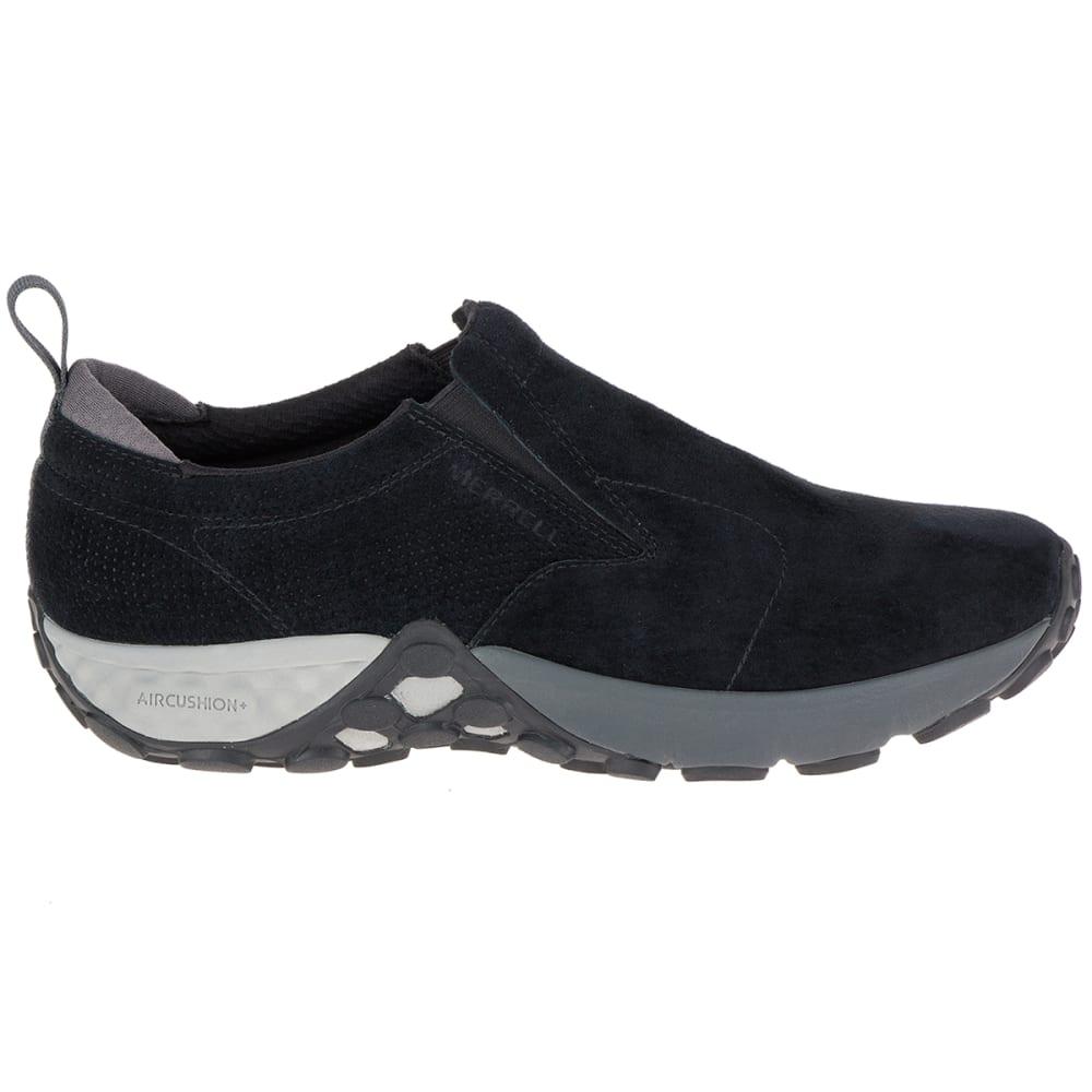 MERRELL Men's Jungle Moc AC+ Casual Shoes, Black - BLACK
