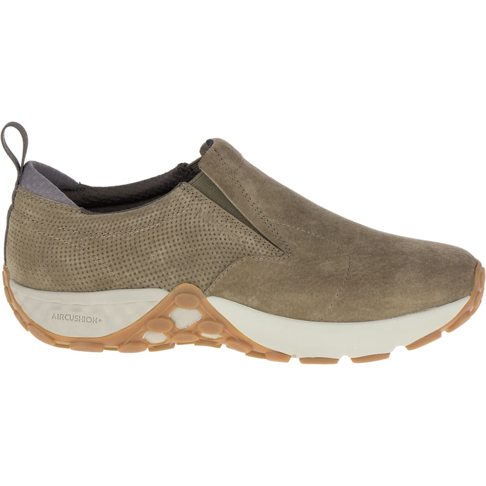 MERRELL Men's Jungle Moc AC+ Casual Shoes, Dusty Olive - DUSTY OLIVE