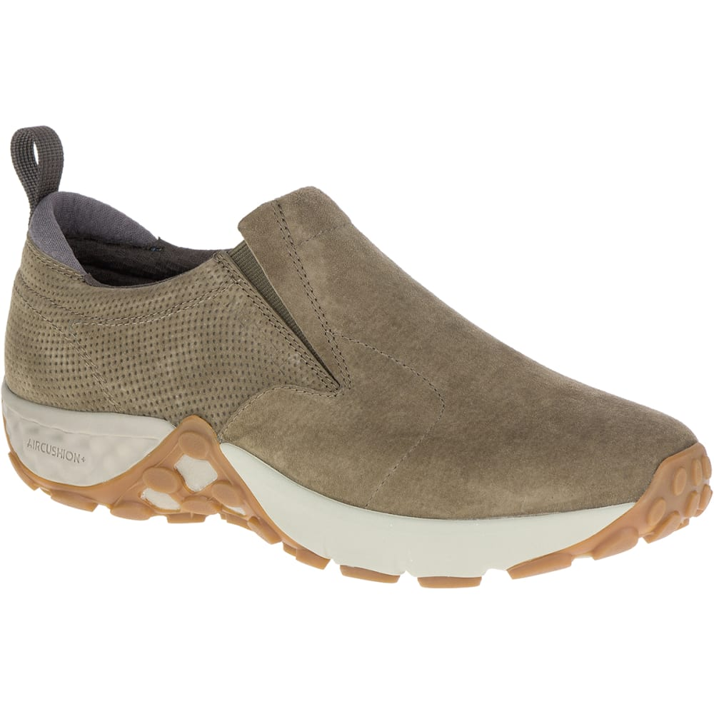 MERRELL Men's Jungle Moc Shoes, Dusty Olive